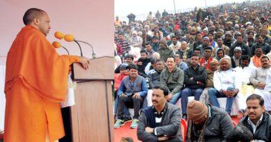 UPCM ने गोरखपुर में ग्राम प्रधान सम्मेलन को सम्बोधित किया