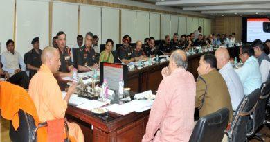 UPCM की अध्यक्षता में 'सिविल सैन्य सम्पर्क सम्मेलन-2018' हुआ सम्पन्न