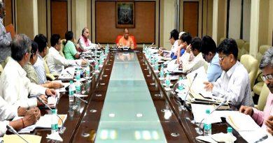 UPCM ने प्रदेश के 13 जिला चिकित्सालयों को उच्चीकृत कर मेडिकल काॅलेज निर्माण की प्रगति की समीक्षा बैठक की