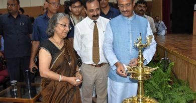 UP_Dy_CM ने जयपुरिया माडल यूनाइटेड नेशन्स के छठे वार्षिक सम्मेलन का शुभारम्भ किया