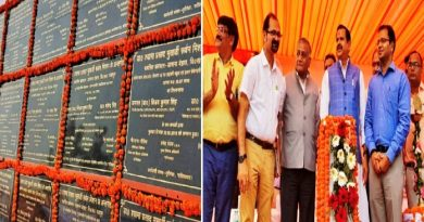 Rural Development Minister of UPCM Cabinet inaugurated and laid foundation of development works under the Rurban Mission Plan