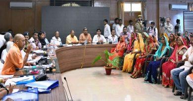 UPCM ने लखीमपुर खीरी में विकास कार्याें और कानून-व्यवस्था की समीक्षा बैठक की