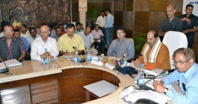 UPCM मंत्रिमंडल के जल संसाधन राज्यमंत्री (स्वतंत्र प्रभार) ने कहा हर खेत को पानी उपलब्ध कराना सरकार का संकल्प