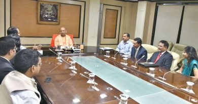 UPCM से भारतीय विदेश सेवा के अधिकारियों ने मुलाकात की