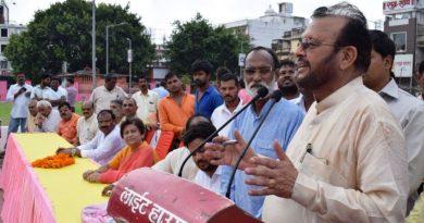 UPCM मंत्रिमण्डल के नगर विकास मंत्री ने समस्त नगर निकायों में सफाई अभियान चलाये जाने के निर्देश दिए