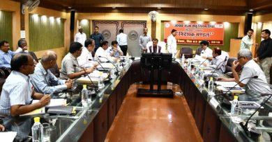 UP_Dy_CM की अध्यक्षता में उत्तर प्रदेश राज्य सेतु निगम के निदेशक मण्डल की 177वीं बैठक सम्पन्न हुई