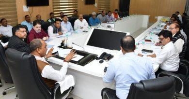 UP_Dy_CM ने कुकरैल नाले पर बन रहे 6 लेन मार्ग के निर्माण कार्य में तेजी लाने के निर्देश दिए