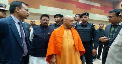 UPCM ने वाराणसी में 'प्रवासी भारतीय दिवस' कार्यक्रम स्थल का निरीक्षण किया