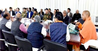UPCM ने गोरखपुर में अधिकारियों और जनप्रतिनिधियों के साथ बैठक की
