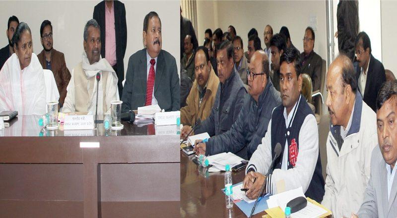 UPCM मंत्रिमंडल के समाज कल्याण मंत्री ने 10 जनपदों के जिला समाज कल्याण अधिकारियों को चेतावनी को कारण बताओं नोटिस