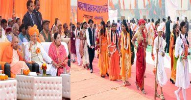 UPCM ने गोरखपुर में महाराणा प्रताप शिक्षा परिषद संस्थापक सप्ताह समारोह का उद्घाटन किया