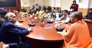 UPCM ने रायबरेली में माॅडर्न रेल कोच फैक्ट्री का निरीक्षण किया