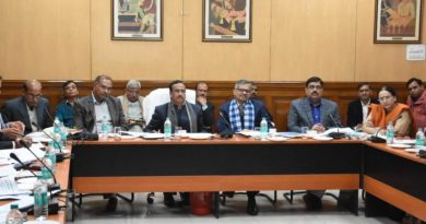 UP_Dy_CM की अध्यक्षता में उच्च शिक्षा विभाग की उच्चस्तरीय बैठक सम्पन्न