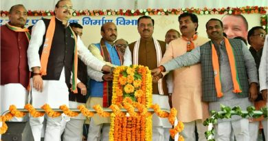 UP_Dy_CM ने बस्ती में PWD की 42 परियोजनाओं का लोकार्पण एवं शिलान्यास किया
