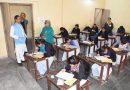 UP_Dy_CM ने गाजियाबाद के राजकीय कन्या इंटर कॉलेज में औचक निरीक्षण किया