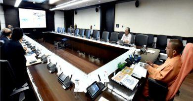 UPCM ने अधिकारियों को बाढ़ नियंत्रण सम्बन्धी कार्यों को पूर्ण करने के निर्देश दिए