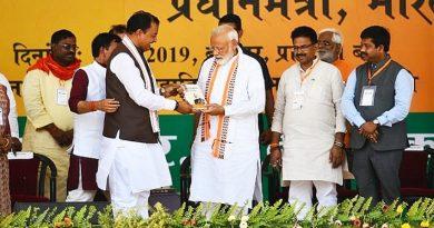 UP_Dy_CM बोले जाति पर राजनीति करने वालों ने प्रदेश को जाति के आधार पर बांटा
