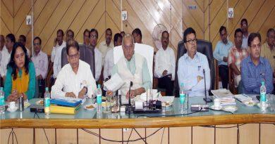 UPCM मंत्रिमंडल के सिंचाई मंत्री बोले PMKSY परियोजना में शिथिलता बरतने वाले अधिकारियों के खिलाफ होगी सख्त कार्यवाही