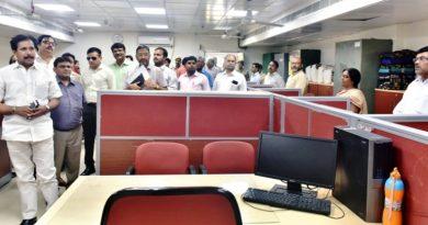 UPCM मंत्रिमंडल के होमगार्ड्स राज्य मंत्री ने कहा डा. शकुन्तला मिश्रा राष्ट्रीय पुनर्वास विश्वविद्यालय में निर्माणाधीन कार्यों को शीघ्र पूरा किया जाये