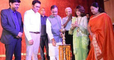 उप मुख्यमंत्री ने मिम्फा लखनऊ द्वारा आयोजित 'प्रस्थिति' कार्यक्रम का शुभारम्भ किया