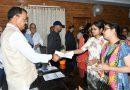 उप मुख्यमंत्री केशव प्रसाद मौर्य ने 7-कालिदास मार्ग पर जनता दरबार लगाया