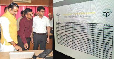 ग्राम्य विकास मंत्री डा. महेन्द्र सिंह ने 15 विभागीय अधिकारियों को मनचाही तैनाती दी