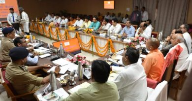 UPCM योगी आदित्यनाथ ने सहारनपुर मण्डल की स्वास्थ्य सेवाओं और विकास कार्यों की समीक्षा की