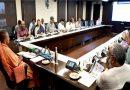UPCM योगी ने परिवहन विभाग के क्रियाकलापों, योजनाओं और कार्यों के प्रस्तुतिकरण का अवलोकन किया