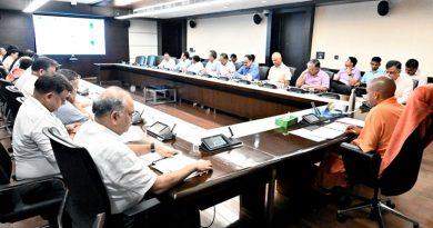 UPCM योगी आदित्यनाथ ने 'ग्राउण्ड ब्रेकिंग सेरेमनी-2' की तैयारियों की समीक्षा की