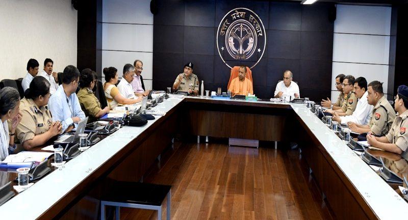 UPCM ने महिला सुरक्षा के सम्बन्ध में अधिकारियों के साथ उच्च स्तरीय बैठक की