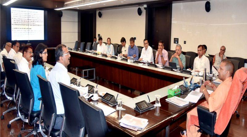 UPCM ने आवास एवं शहरी नियोजन विभाग के प्रस्तुतिकरण का अवलोकन किया