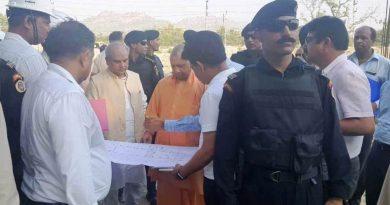 UPCM ने हरिद्वार में UP-पर्यटन निगम द्वारा निर्मित कराए जा रहे भागीरथी पर्यटक आवास गृह का निरीक्षण किया