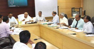 कृषि मंत्री ने अटल सोलर फोटो वोल्टैइक सिंचाई पम्प योजना की समीक्षा की