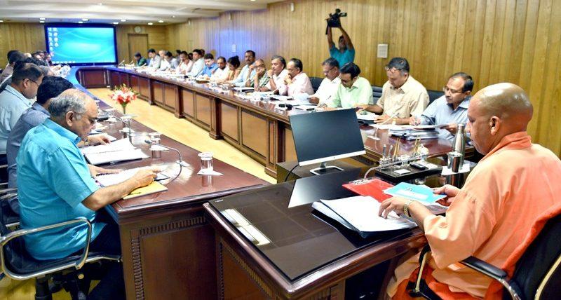UPCM योगी ने जनपदों के लिए नामित नोडल अधिकारियों को प्रभावी समीक्षा करने के निर्देश दिए