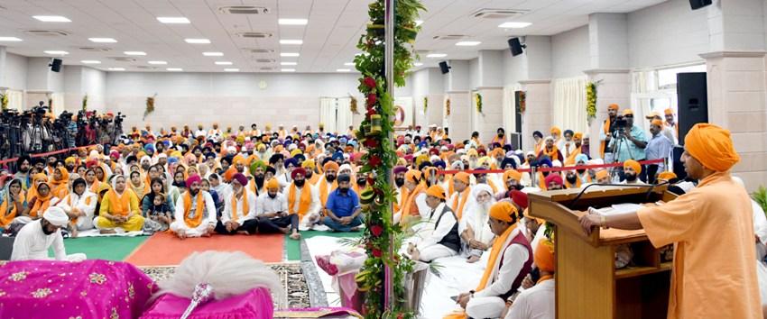 UPCM ने साहिब श्री गुरुनानक देव जी महाराज के 550वें प्रकाश पर्व को सम्बोधित किया