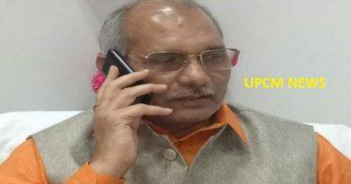 सिंचाई मंत्री धर्मपाल सिंह ने बरेली में सिंचाई विभाग के अधिकारियों के साथ समीक्षा बैठक की