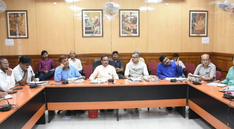 उप मुख्यमंत्री से विभिन्न मांगों के सम्बन्ध में राष्ट्रीय शैक्षिक महासंघ मिला