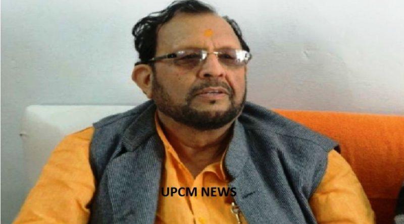 नगर विकास मंत्री सुरेश खन्ना ने सूचना राज्यमंत्री को पत्र लिखा