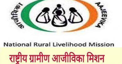 राष्ट्रीय ग्रामीण आजीविका मिशन के तहत 15000 रुपये प्रति समूह की दर से रिवल्विंग फण्ड उपलब्ध