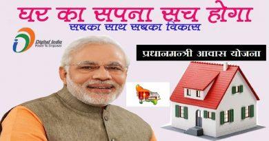 प्रधानमंत्री आवास योजना ग्रामीण के आवासों के निर्माण हेतु 4645.015 लाख रुपये की धनराशि स्वीकृत