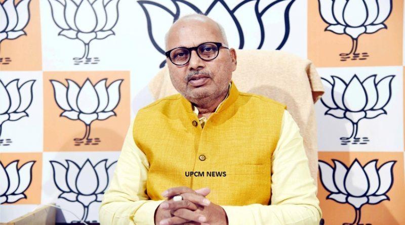 UPCM योगी ने उम्भा गांव के पीड़ितो को उनका हक दिया : हरिश्चन्द्र श्रीवास्तव