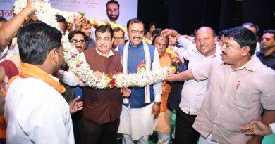 उप मुख्यमंत्री केशव प्रसाद मौर्य नागपुर में माली समाज महाधिवेशन में सम्मिलित हुए