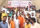 राज्यमंत्री रवीन्द्र जायसवाल ने रक्तदान शिविर का उद्घाटन किया