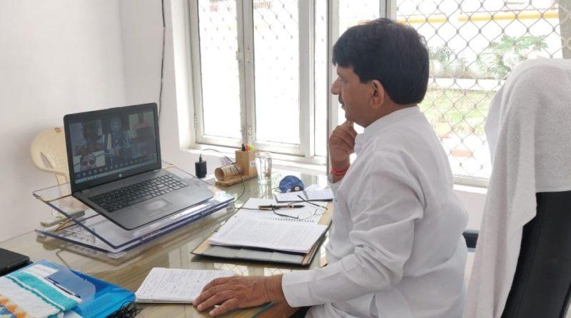Kapil dev agrawal minister up government