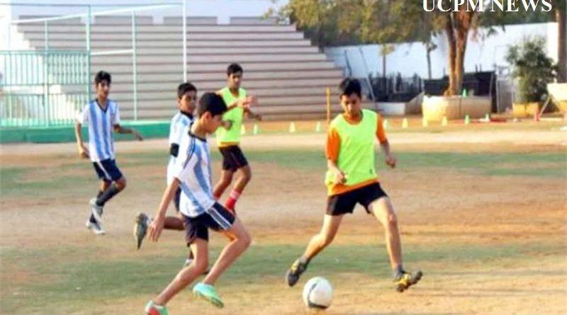 मेरठ में स्पोर्टस यूनिवर्सिटी की स्थापना हेतु 36.9813 हे0 भूमि खेल विभाग हेतु स्वीकृत