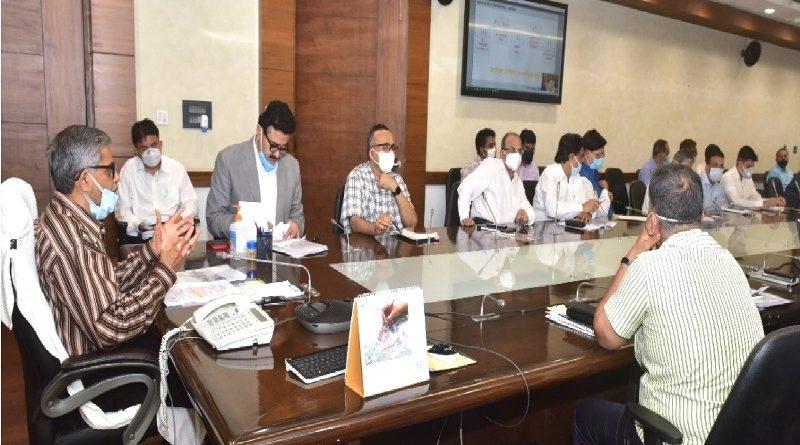 अयोध्या के विकास के लिए 20107 करोड़ रुपये की 124 परियोजनाओं पर चल रहा काम