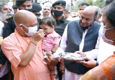 कन्या सुमंगला योजना के अन्तर्गत गोरखपुर में 29,460 बालिकायें लाभान्वित