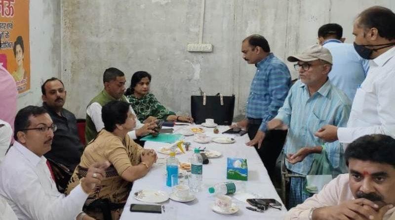 लोकमंगल दिवस में महापौर ने किया जनता की शिकायतों का निस्तारण
